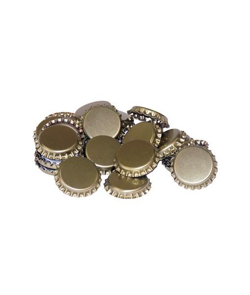 Metal Beer Bottle Caps