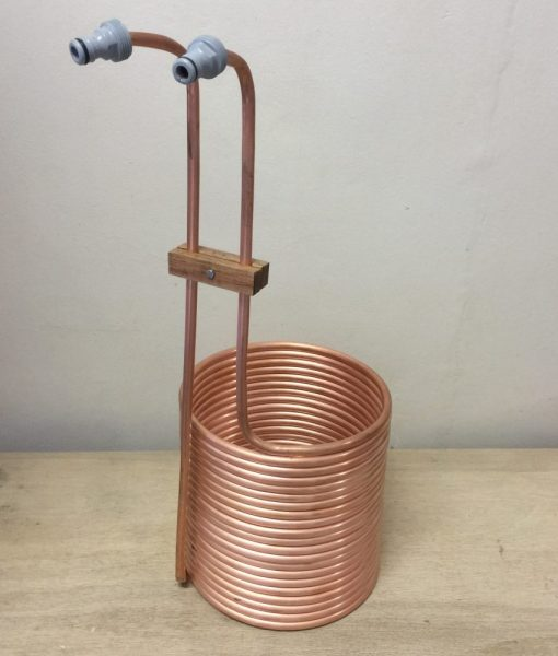 Homebrew Immersion Chiller