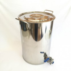 Brew Pot with Ball Value