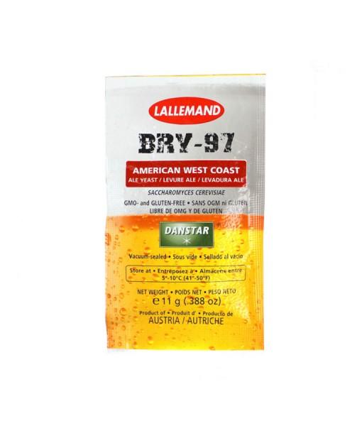 BRY-97 Yeast