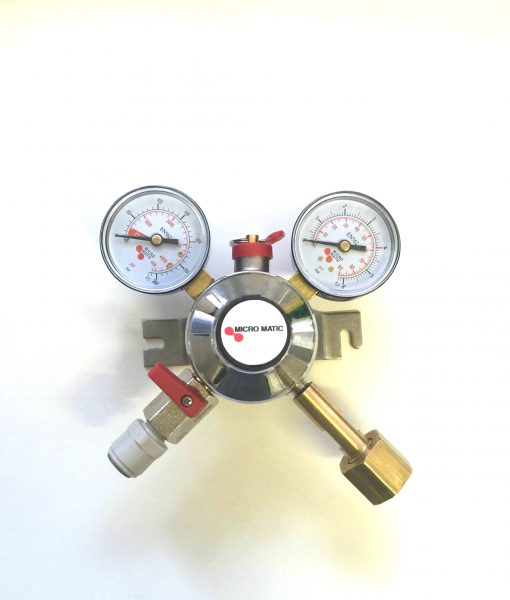 Micromatic Gas Regulator – C02