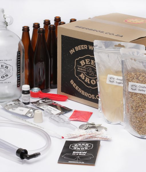 Brew In A Box – whats included