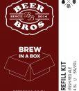 Brew In A Box - refill - irish red
