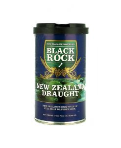 Black Rock New Zealand Draught Beer Kit