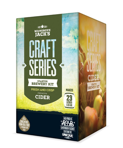 MJ Craft Apple Cider Starter Kit