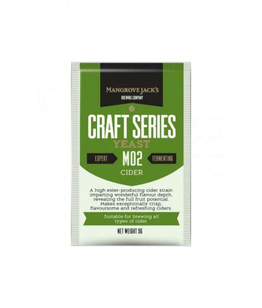 Mangrove Jacks Cider Yeast MO2