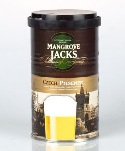 Mangrove Jacks Czech Pilsner Beer Kit