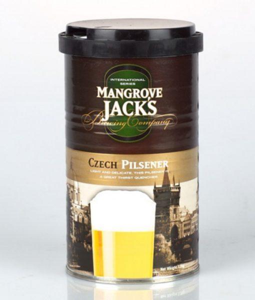 Mangrove Jacks Czech Pilsner Beer Kit