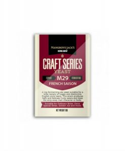 Mangrove Jacks French Saison Yeast M29