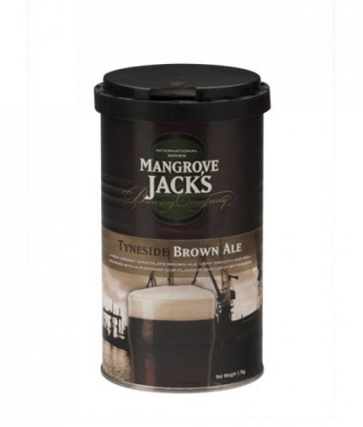 Mangrove Jacks Tyneside Brown Ale Beer