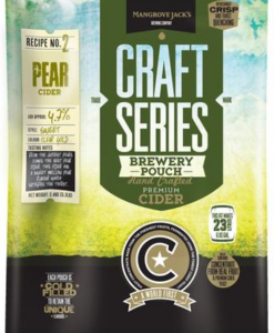 Mangrove Jack Craft Series Pear Cider