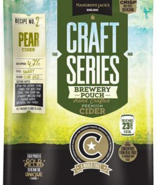 Mangrove Jack Craft Series Pear Cider