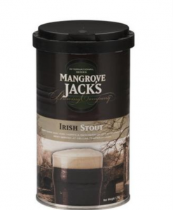 Mangrove Jack's International Series Irish Stout Beer Can