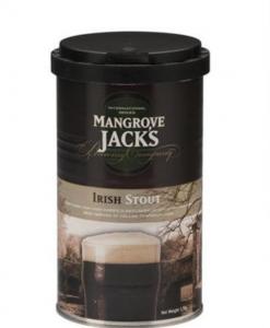 Mangrove Jack's International Series Irish Stout Beer Can