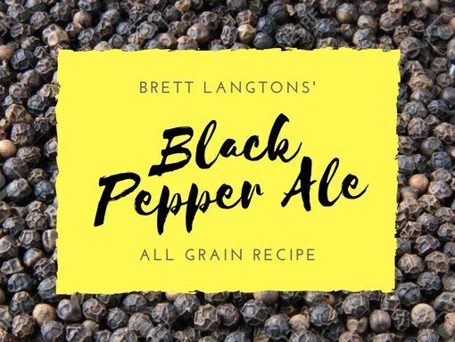 Langtons Black Pepper Ale