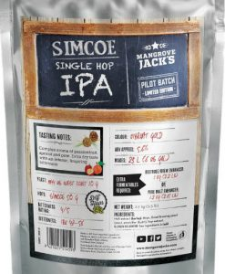 MJ Craft series Dried Hopped Simcoe Limited Edition