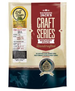 pink-grapefruit-ipa-with-dry-hops-mangrove-jack-s-craft-series-23-litres