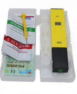 PH Meter Man Box