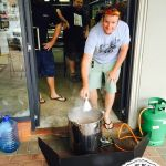 Beerbros Brewday 3 - Hop Addition